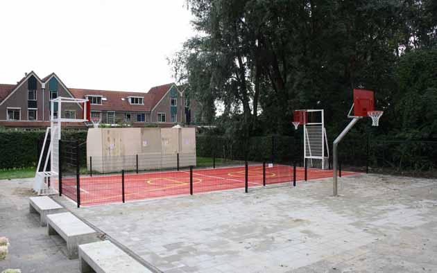 Pannaveldje BNC officieel geopend - Hoving Hekwerk B.V. Stadskanaal