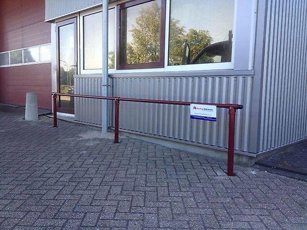 Doorrijbeveiligingen - Hoving Hekwerk B.V. Stadskanaal
