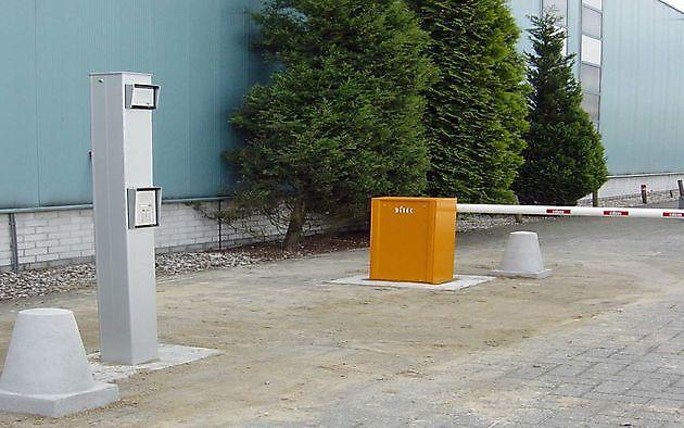 Slagbomen en toegangscontrole - Hoving Hekwerk B.V. Stadskanaal
