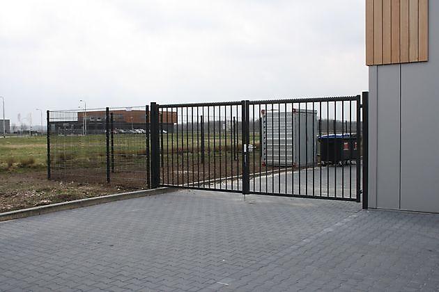 Draaipoorten - Hoving Hekwerk B.V. Stadskanaal