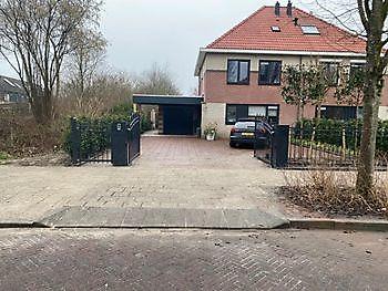Sierpoort Zeewolde Hoving Hekwerk B.V. Stadskanaal